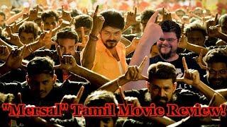 Mersal - Tamil Movie Review!