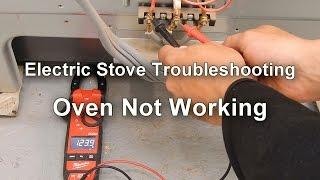 getlinkyoutube.com-Electric Stove Troubleshooting - Oven Not Working