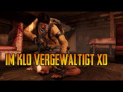 Im Klo vergewaltigt xD - The Last of Us Multiplayer