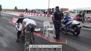 getlinkyoutube.com-2nd Championship Drag Race 2009 - Moto Eliminations Part 2