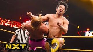 getlinkyoutube.com-Hideo Itami vs. Tyler Breeze - 2-out-of-3 Falls Match: WWE NXT, April 1, 2015
