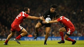 New Zealand v Georgia - Match Highlights - Rugby World Cup 2015