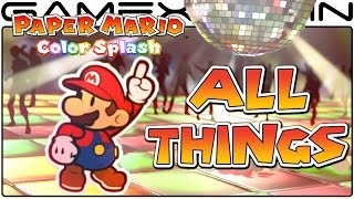 getlinkyoutube.com-All Thing Card Animations in Paper Mario: Color Splash (+ Bowser's Castle & SMB3 Warp Whistle)