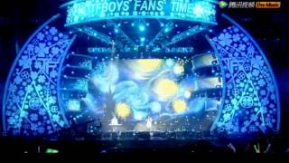 getlinkyoutube.com-[RAW] 150815 TFBOYS FANTIME