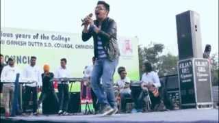 getlinkyoutube.com-Live On Stage Featuring Babbal Rai, Jassi Gill & Prabh Gill