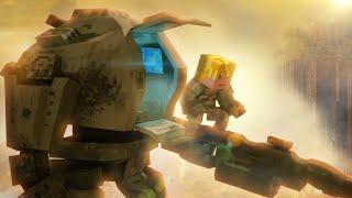 getlinkyoutube.com-Titanfall (Minecraft Animation)