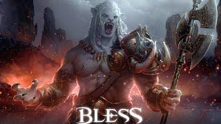 getlinkyoutube.com-Bless Online MMORPG - New World Gameplay Trailer 2016
