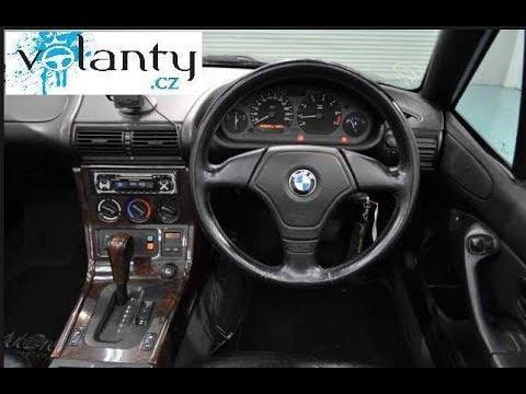 Hogyan kell szetszerelni a kormanykereket/legzsakot BMW 3/Z3 - E36