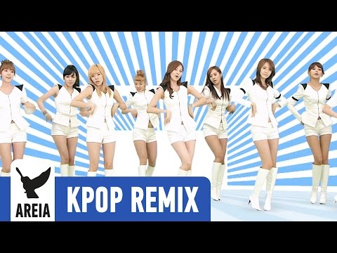 SNSD () - Visual Dreams (areia trance remix) [#50]