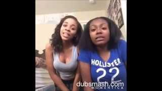 getlinkyoutube.com-Best Friend Goals- DubSmash || AARENAIED TV