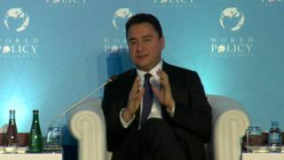 Plenary session 3: Turkey's European and international role