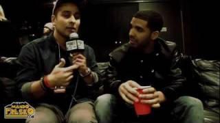 Drake parle de la fan qui s'est fait tatouer drake sur le front