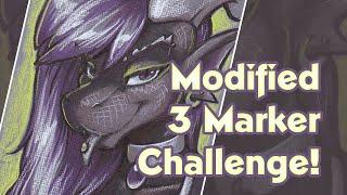getlinkyoutube.com-Modified 3 Marker Challenge!