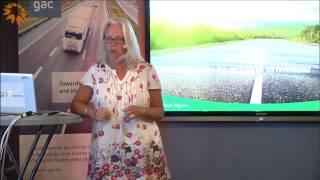 Almedalen - Drivkrafter för framtidens drivmedel - Tina Helin