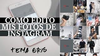 COMO EDITAR FOTOS PARA INSTAGRAM | 2018