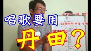 getlinkyoutube.com-歌唱學習 (5) -  什麼是丹田用力?  怎麼用丹田唱歌?