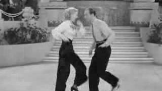 getlinkyoutube.com-Fred Astaire & Ginger Rogers - Too Hot to Handle