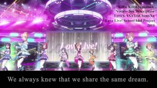 "getlinkyoutube.com-[Love Live] ""KiRA-KiRa Sensation"" English Cover (M's)"