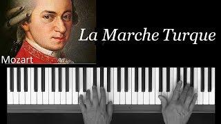 getlinkyoutube.com-Marche Turque Mozart, piano, présentation Méthode  Frédéric Bernachon