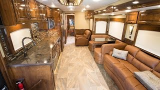 getlinkyoutube.com-IWS Motor Coaches Renegade 2016 XL Stk 1727 Interior