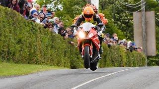 getlinkyoutube.com-RIP Flying Doctor⚡️ Dr.✜John♣Hinds✔️ ✅ . The_Fastest Road Racing Doctor,