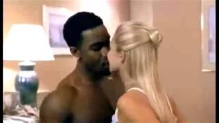 Jaime Pressly & Michael Jai White interracial