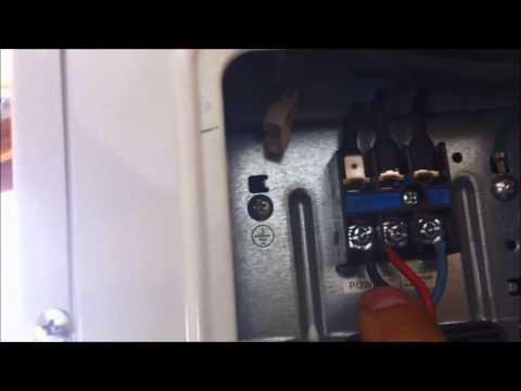 Ligação Eletrica Ar Condicionado Split Samsung Inverter