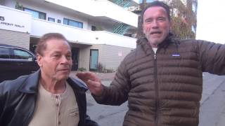 The 51 Year Bromance: Arnold and Franco