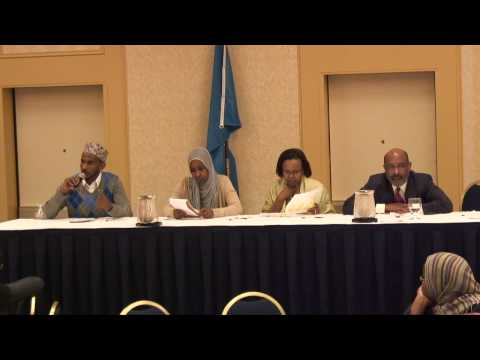Day 2: The 1st Annual Somali Diaspora Youth Conference (PART 24)