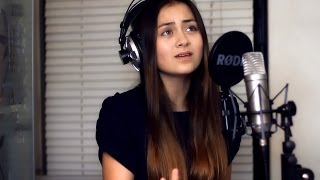 getlinkyoutube.com-Miley Cyrus - Wrecking Ball (Cover by Jasmine Thompson)