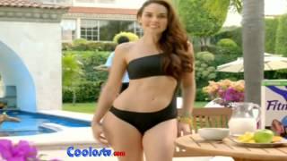 getlinkyoutube.com-Ana Serradilla Culote Bikini Fitness HD