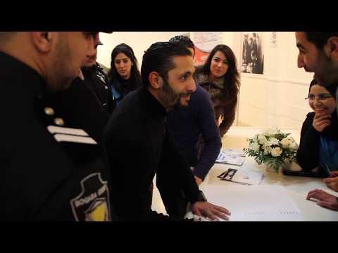 Hassan & Mohssin: Making Off du Show Centre Ajial TANGER كواليس سهرة مركز أجيال