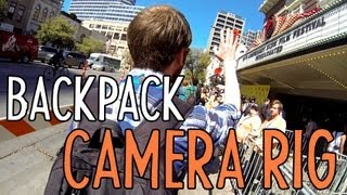 getlinkyoutube.com-$6 + Backpack = DIY Over-the-Shoulder Camera Rig! : Indy News