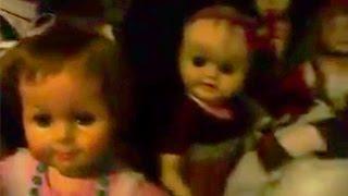 getlinkyoutube.com-Top 15 Haunted Dolls Caught Moving on Camera