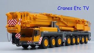 getlinkyoutube.com-YCC Liebherr LTM 1400 Mobile Crane by Cranes Etc TV