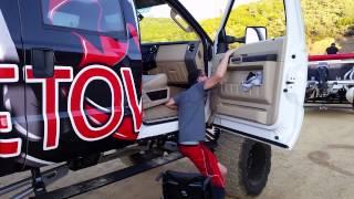 getlinkyoutube.com-T4 complete paraplegic truck transfer! SCI