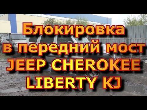 Где находится салонный фильтр в Джип Cherokee
