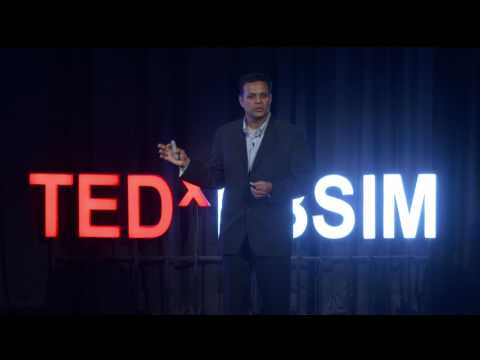 Zero Hunger! Journey from Hope to Change by Anurag Awasthi at TEDxLBSIM