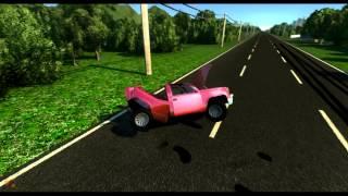 getlinkyoutube.com-Beam NG DRIVE - Очень быстро гоним до конца!