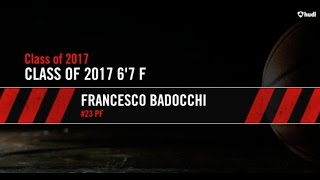 getlinkyoutube.com-Francesco Badocchi - Highlights - High School Jr Season