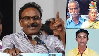 getlinkyoutube.com-Dhanush is definitely MY son : Kasthuri Raja Speech | Latest Controversy Madurai Court