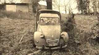 getlinkyoutube.com-Citroën 2cv AK400 Restauration (état des lieux) Partie : 01/05
