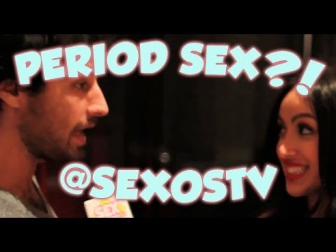 PERIOD SEX - Sex On The Street TV (Episode 4)