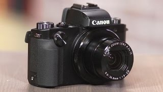 A slow but steady Canon advanced compact