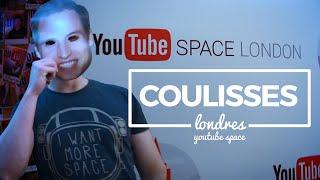 getlinkyoutube.com-Visite du Youtube Space à Londres | Les coulisses d'Eclypsia