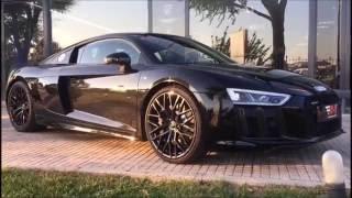 getlinkyoutube.com-Audi R8 5.2 FSI V10 plus quattro S Tronic.