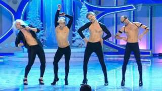 getlinkyoutube.com-КВН. Финал-2011. Станция Спортивная. Kazaky через 50 лет.