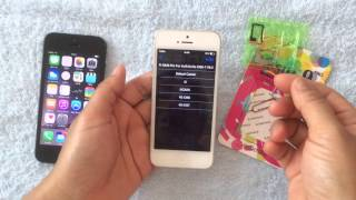 getlinkyoutube.com-Unlock iPhone 5 ios 8.2,8.3 R-SIM 9 Pro