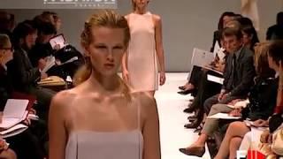 "getlinkyoutube.com-""Krizia"" Spring Summer 1998 Milan 1 of 5 pret a porter woman by FashionChannel"