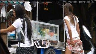 getlinkyoutube.com-PATONG's MASSAGE STREET No1 SOI KEPSAP - Phuket Thailand